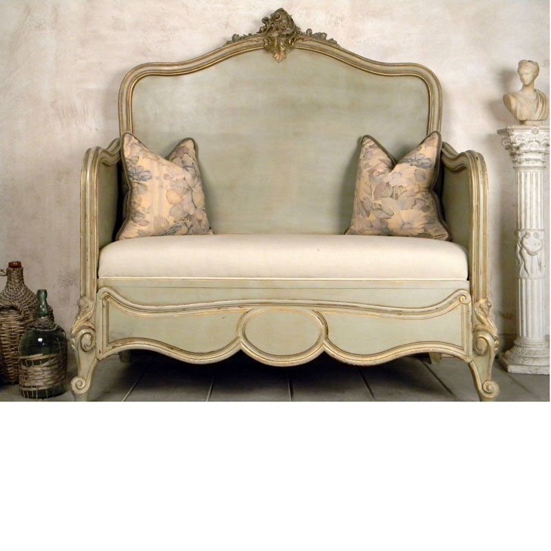24: 1930's French Louis XV Style Bench