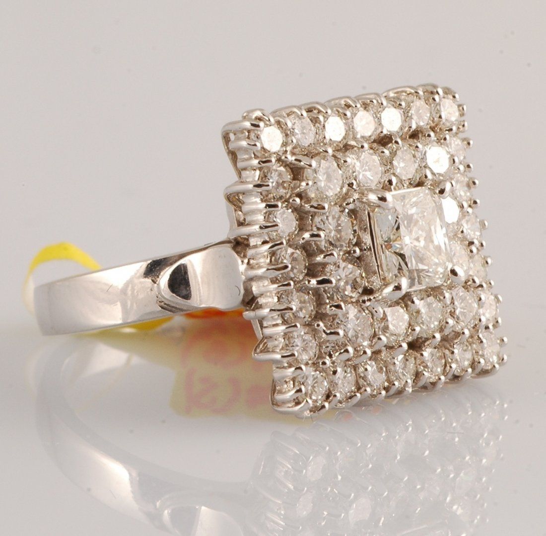 11: 3.5ct Diamond Ring