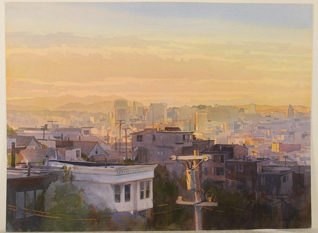 Scott Anthony (Sunset on the City)