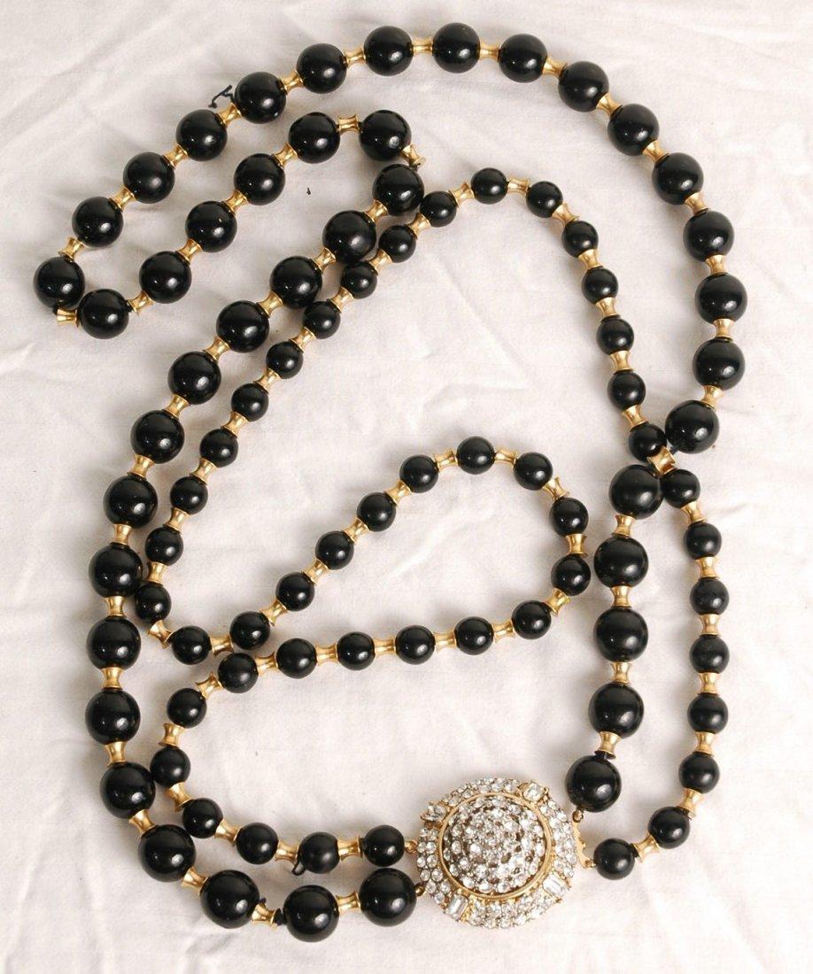 Velentino Crystal Necklace