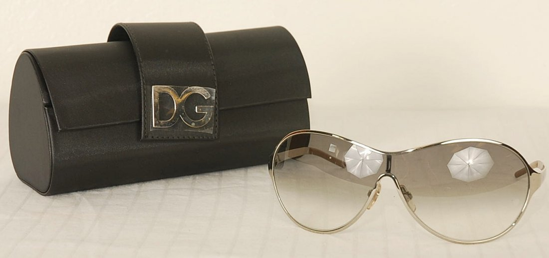 Dolce and Gabbana Sunglasses and Case