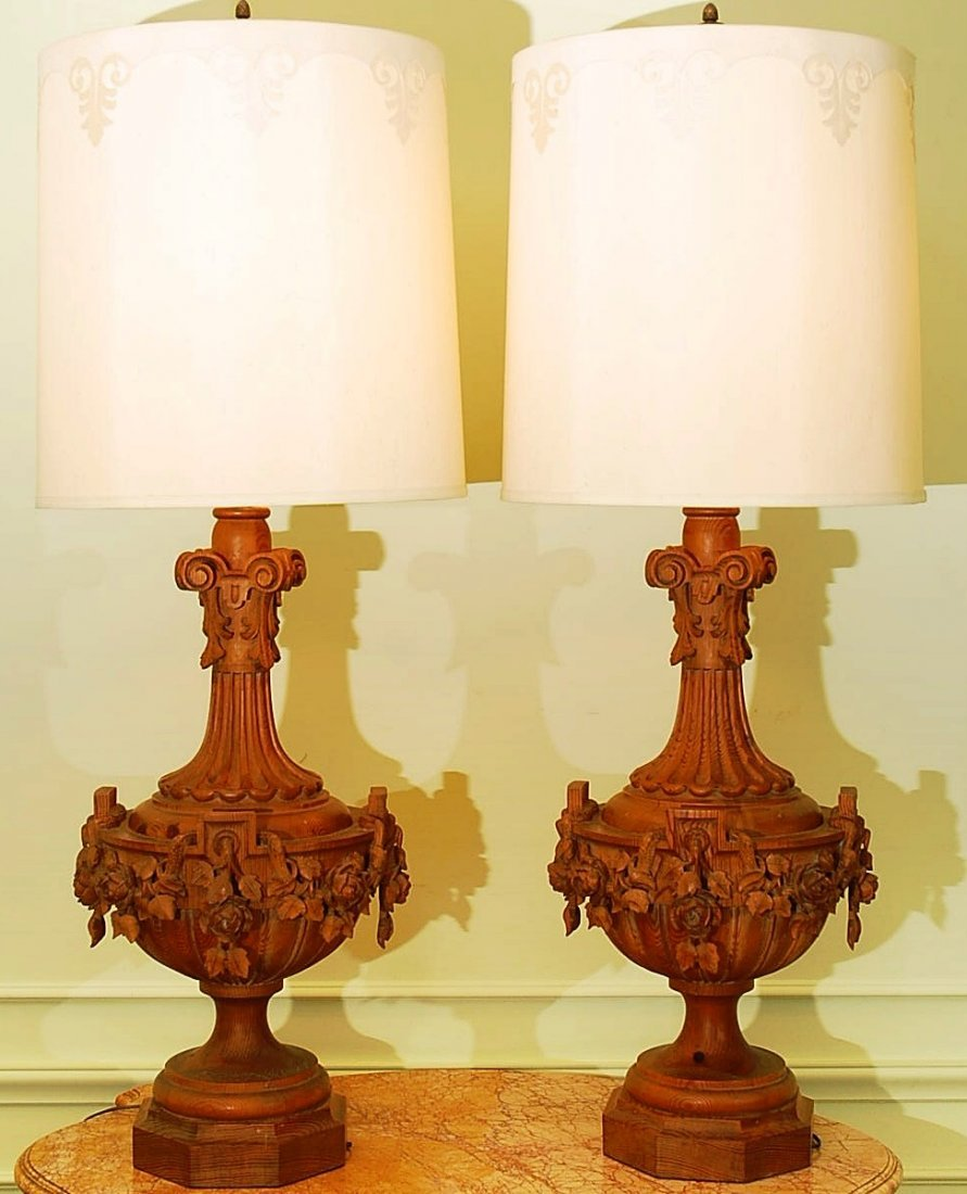 1950's Old World Crafstmanship, Marbro Lamps