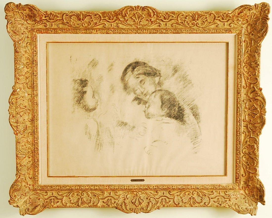 Renoir, Maternité, Grande Planche c. 1912