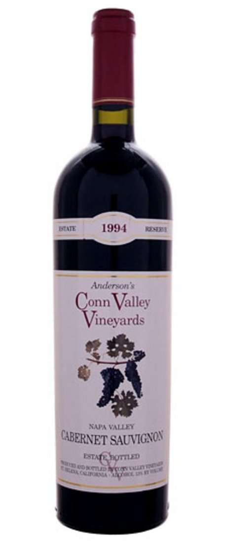 "1994 Anderson's Conn Valley ""Estate Reserve"" Napa Valle"