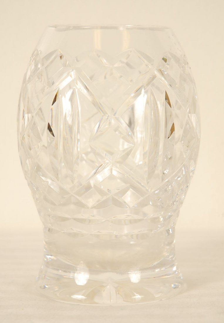 """6"""" Waterford Crystal Vase"""