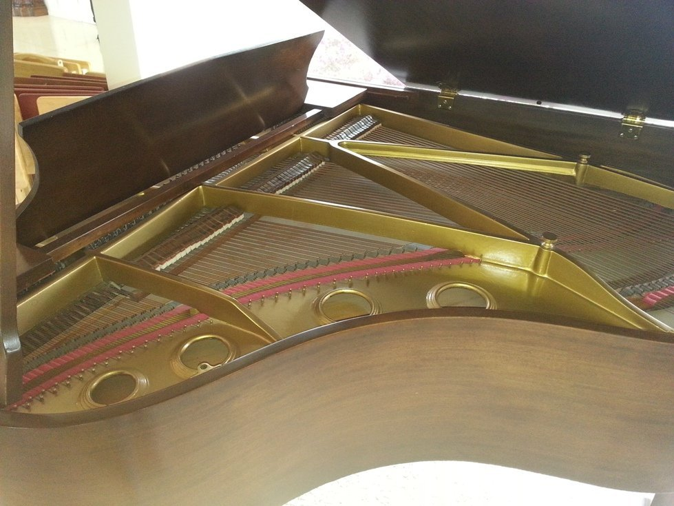 Cable-Nelson Baby Grand Piano - 3