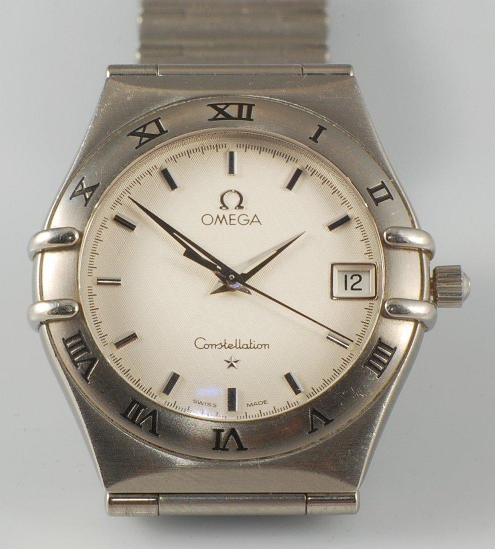 Omega Constellation Mens Watch