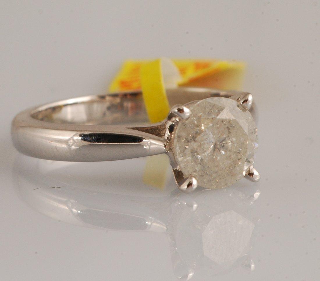 Diamond  (1.81 ct) Ring