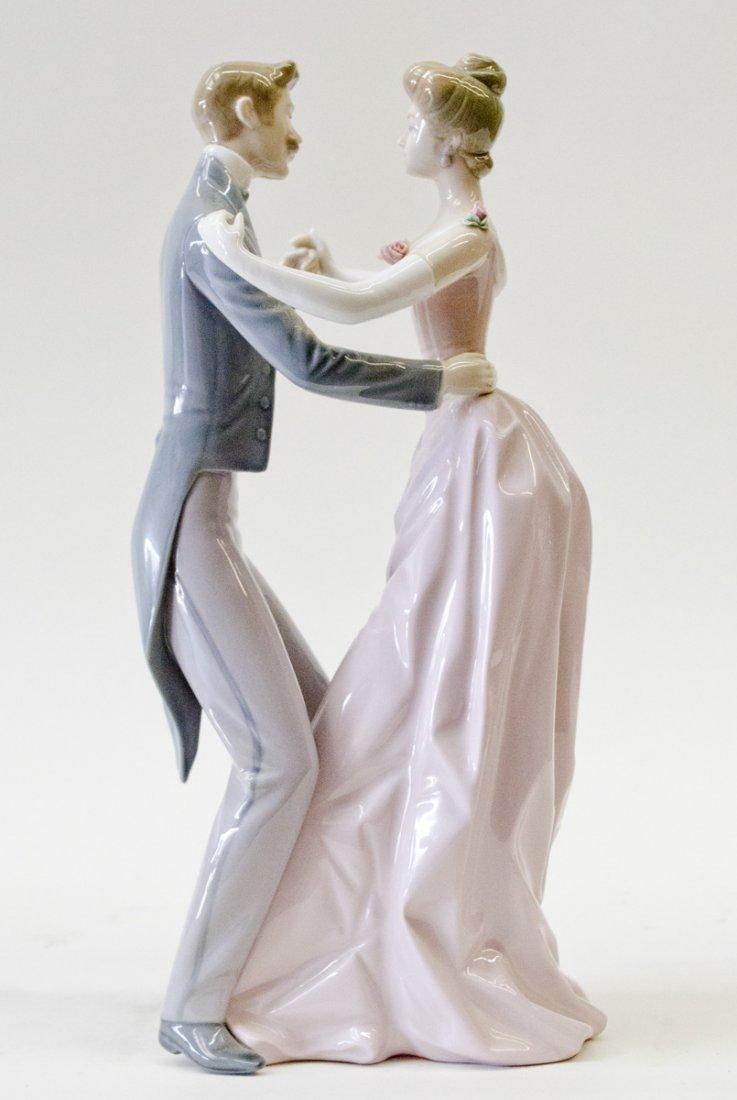 Anniversary Waltz  Lladro Porcelain Figure