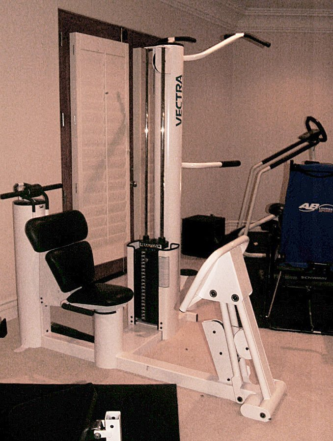 Vectra On-line 1100 Exercise Equipment