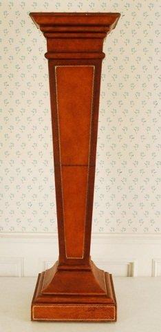 "Wood Pedestal 42""H"