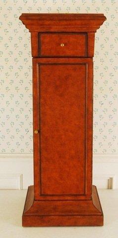 Wood Pedestal / Cabinet.