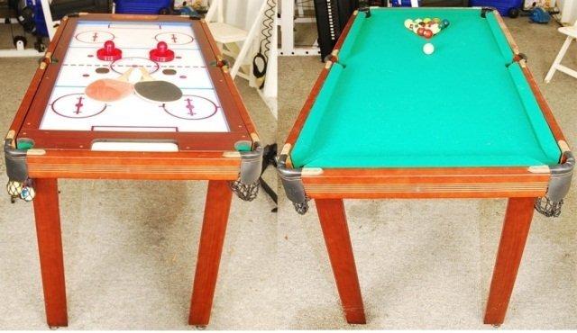 Pool / Hockey Game Table