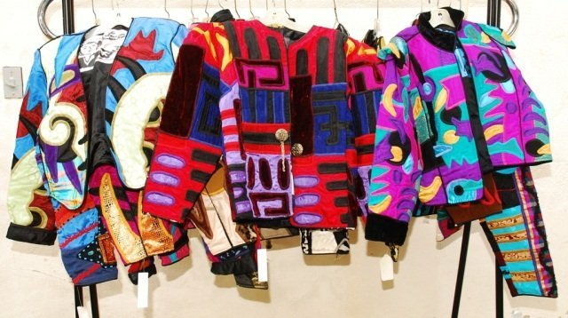 La Coleccion JUDITH ROBERTS Embroidered Jackets 19 - 3