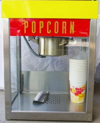 Popcorn Machine by American Permanent Ware