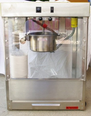 Popcorn Machine by American Permanent Ware - 3