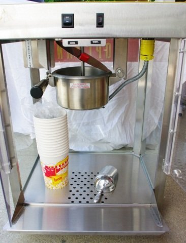 Popcorn Machine by American Permanent Ware - 4