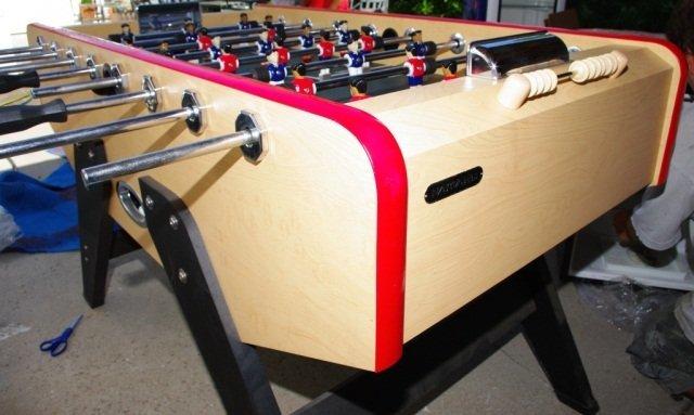 Harvard Deluxe French Design Foosball Table