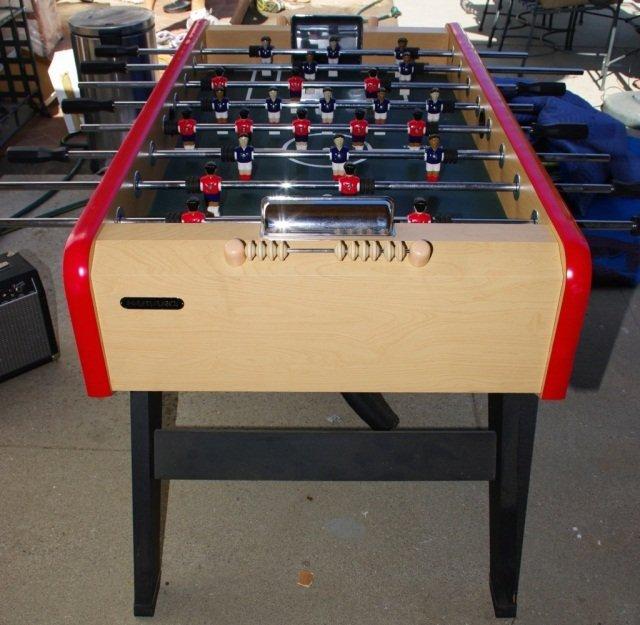 Harvard Deluxe French Design Foosball Table - 2