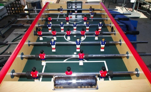 Harvard Deluxe French Design Foosball Table - 3