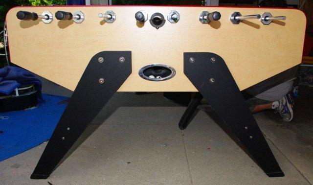 Harvard Deluxe French Design Foosball Table - 4