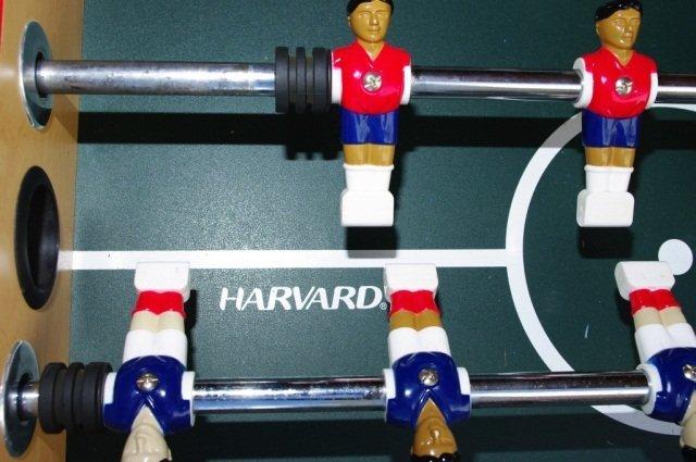 Harvard Deluxe French Design Foosball Table - 7