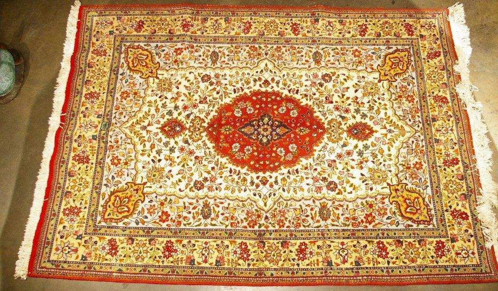 "Hand Woven Persian Tabriz 6' x 8'7"""