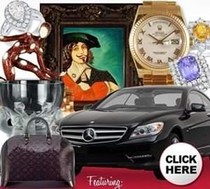 SEIZED ASSETS AUCTION FINE ART & JEWELRY