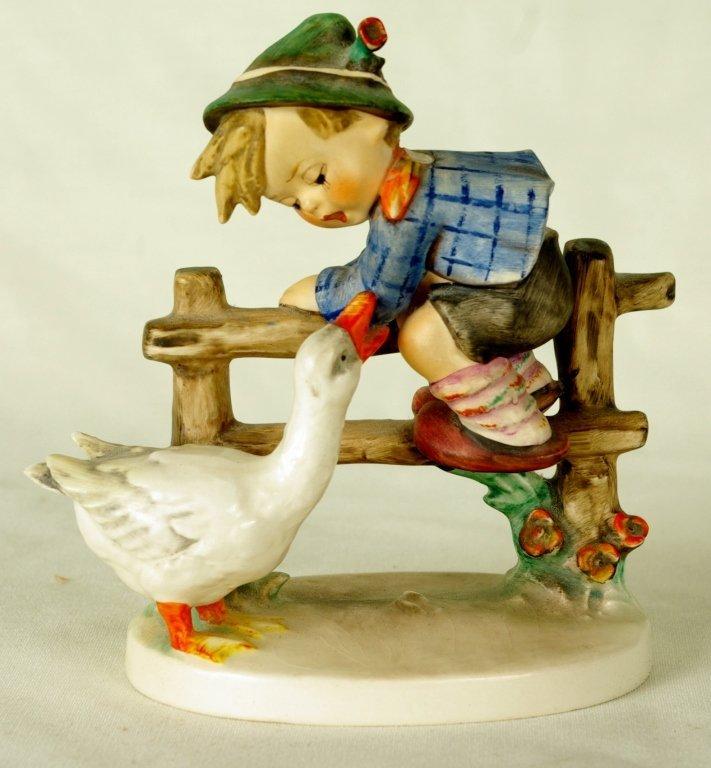 """M.J Hummel 6"""" Porcelain Figurine"""