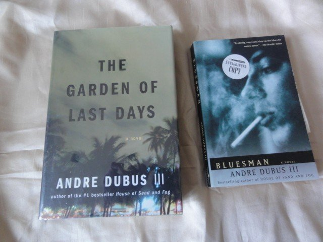 1: 2 Andre Dubus Hand Signed Books
