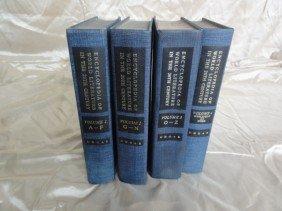 23: COMPLETE SET ENCYCLOPEDIA OF WORLD LITERATURE