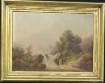231 Guido Hampe German1839 1902 Oil on Canvas