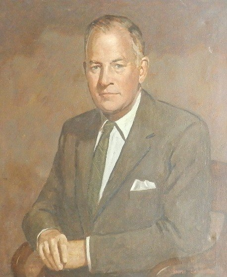 3: Marc Schoettle (American,  1925-1982) O/C