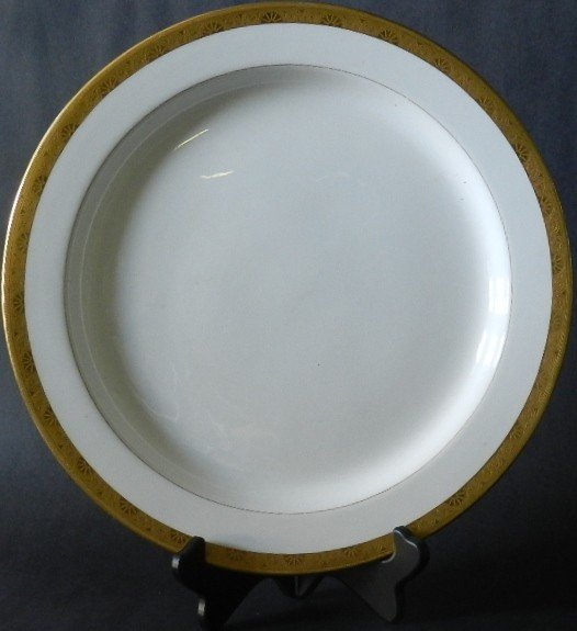 20: Large Tiffany Minton Serving Plate