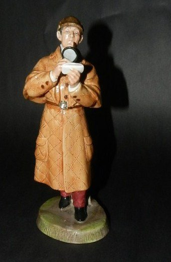 10: Royal Doulton The Detective