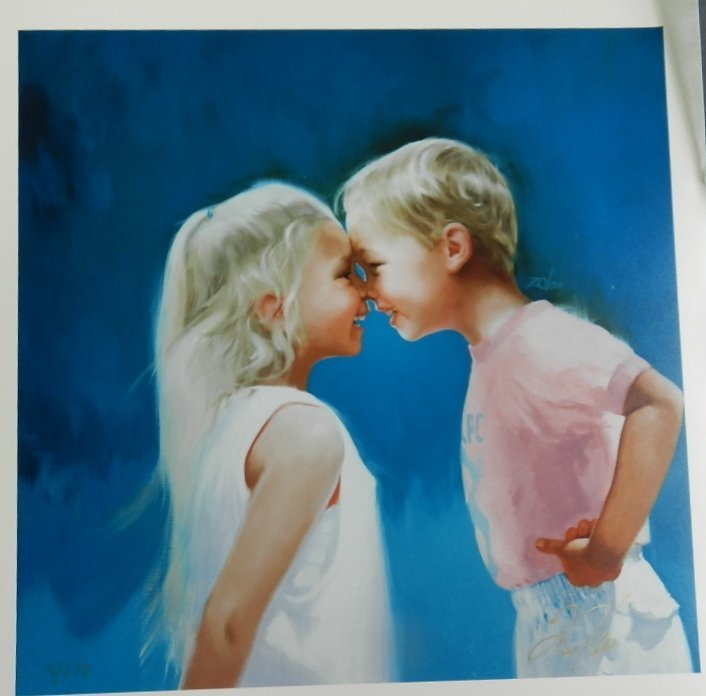 270: Donald Zolan Hand Signed & Numbered Print