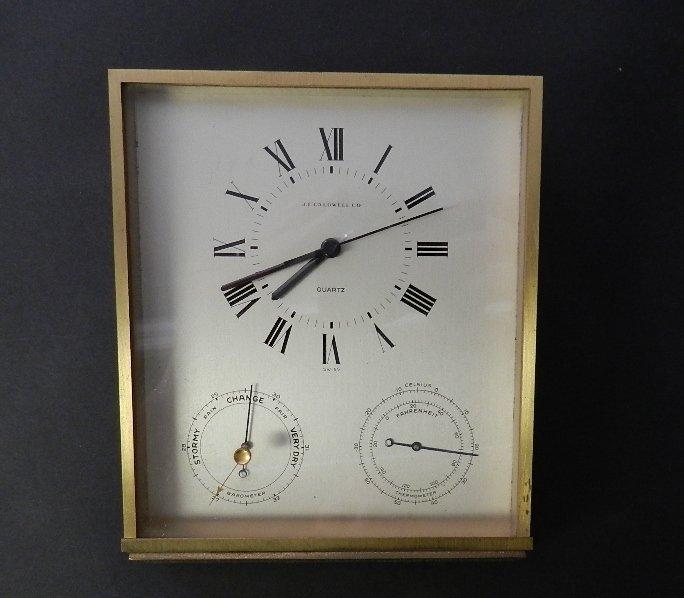 9: J.E. Caldwell & Co Mantle Clock