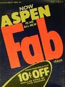 "373: Andy Warhol, Aspen ""Fab"" Box Signed"