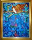 130 Jose Maria Mijares Fernandez Oil on Canvas