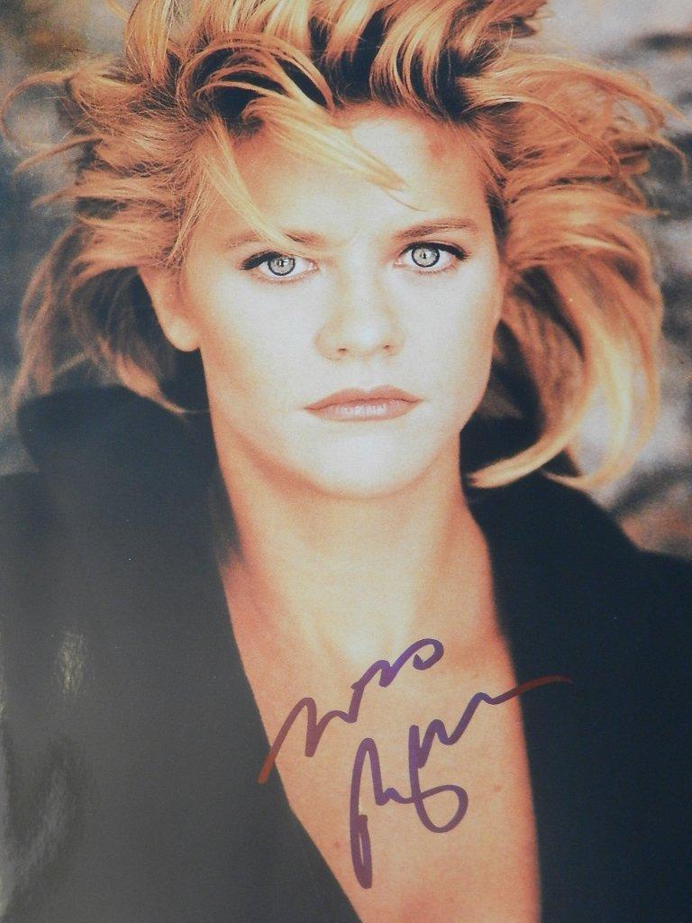 6: Meg Ryan Signed Photograph