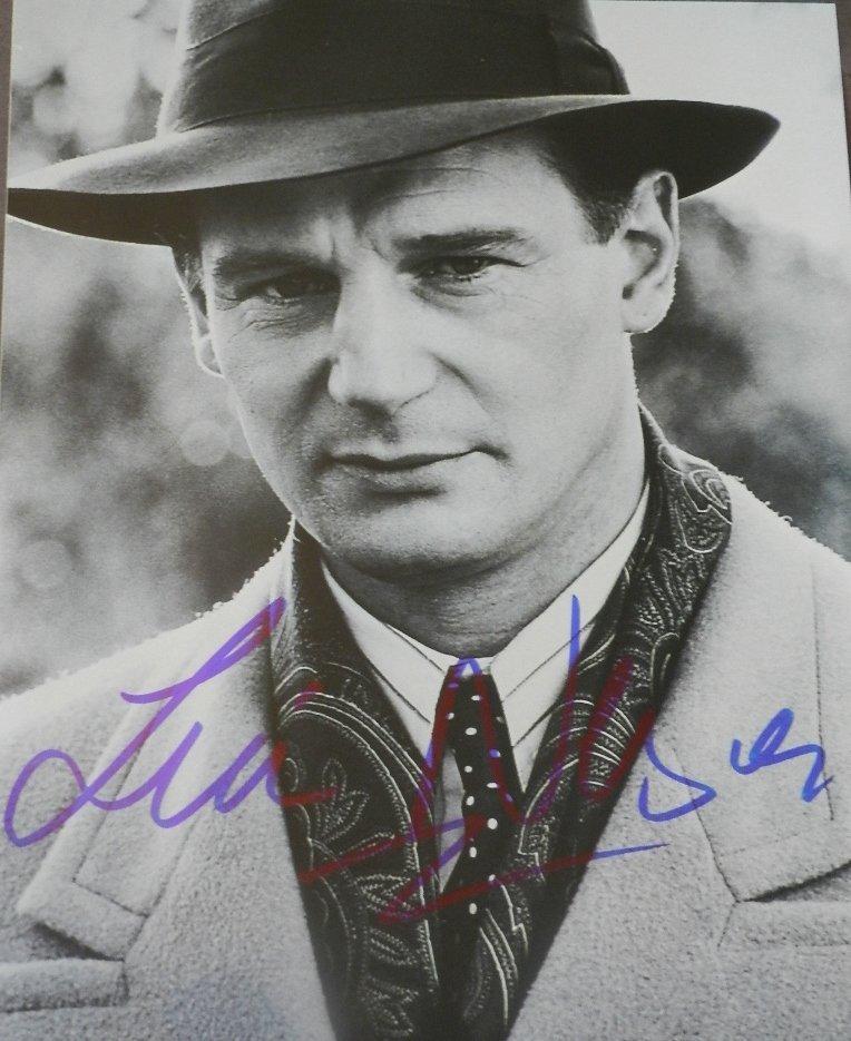 24: Liam Neeson Signed Photograph