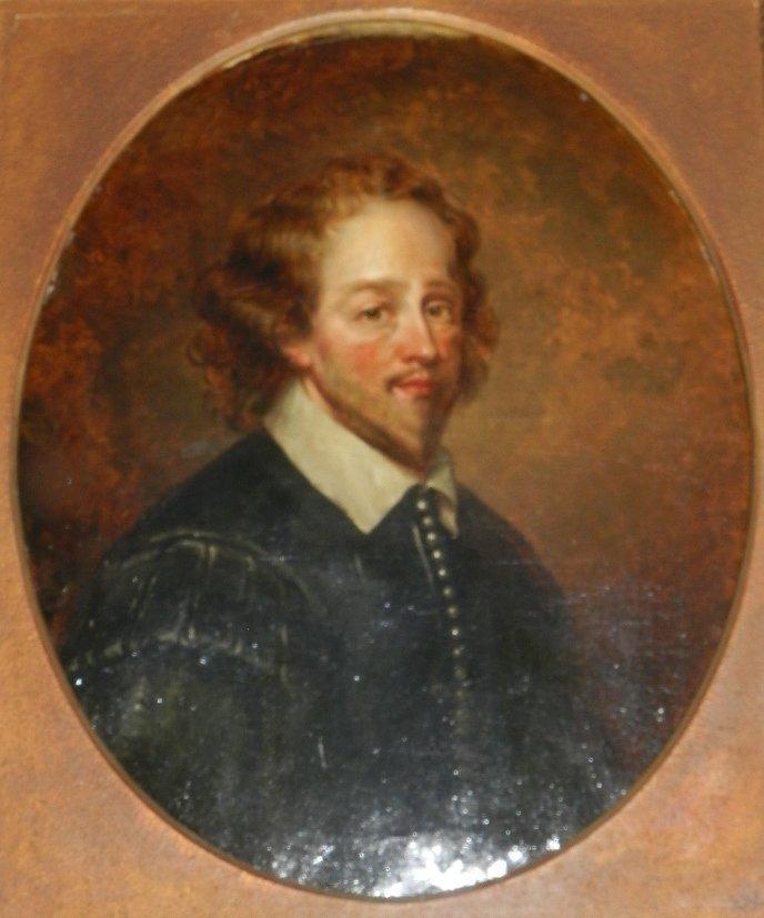 23: Manner of Sir Anthony Van Dyck (Flemish 1599-1641)