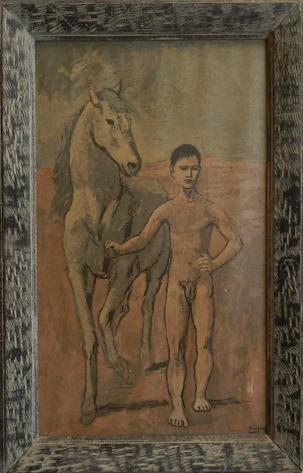 21: Early Pablo Picasso Print