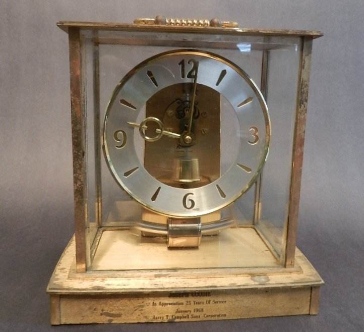 13: Kundo Mantle Clock