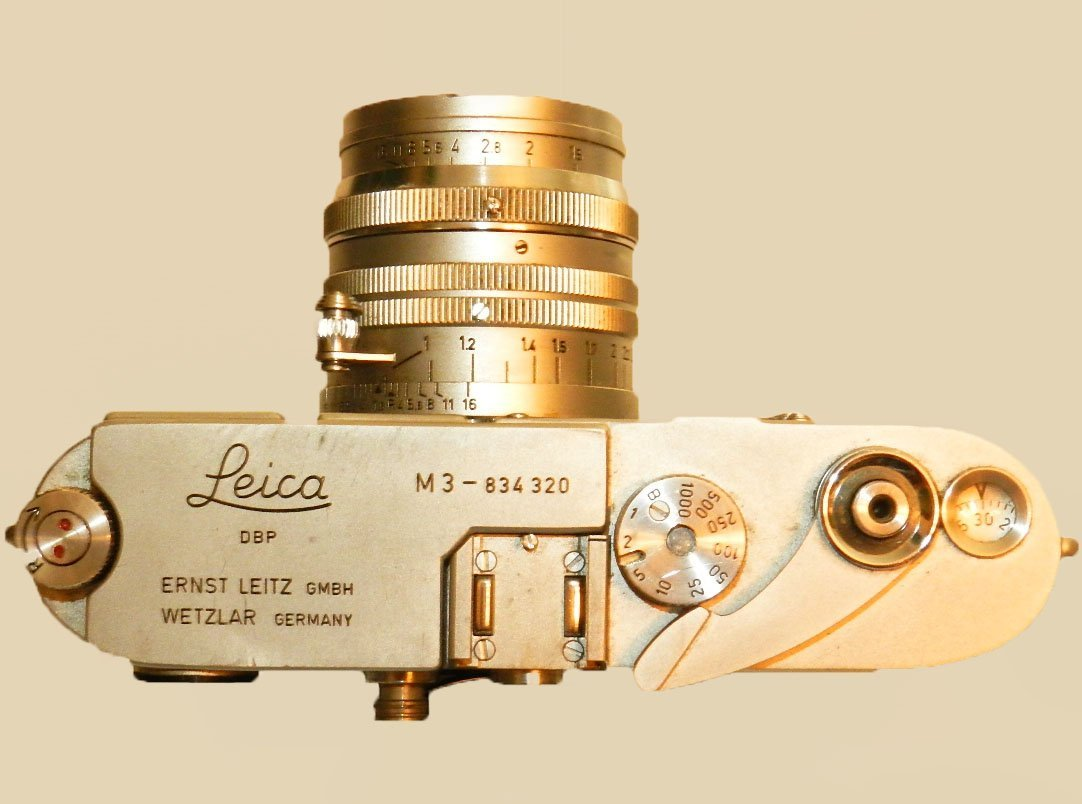 Leica Camera M3-834320 with lenses and accessories - 2