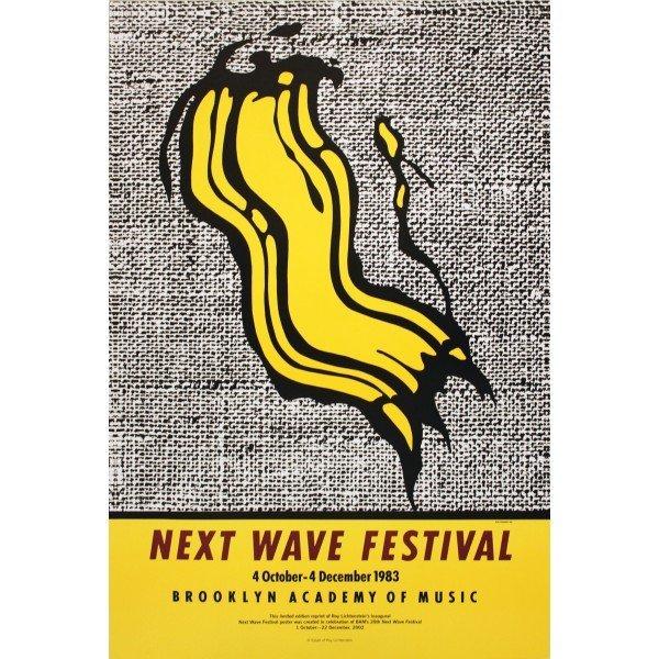 Lichtenstein  Next Wave Festival