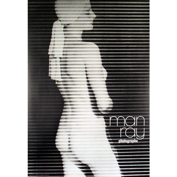 Man Ray- Le Store lithograph