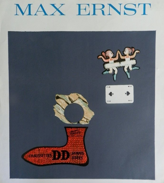 Max Ernst (German, 1891-1976) Lithograph