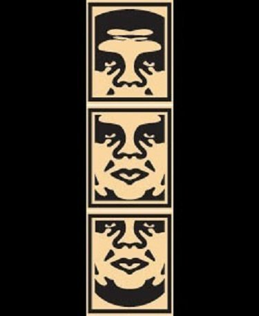 Shepard Fairey Obey 3 Offset Litho Set Hand Signed