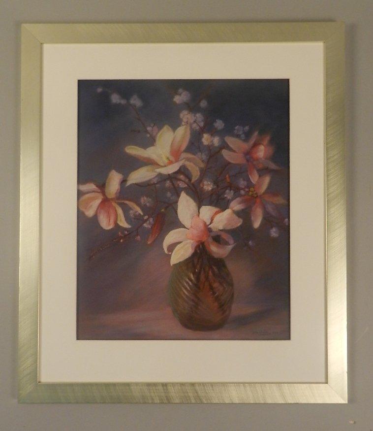 """Geraldine Cosgrave """"Magnolias"""" Pastel"""